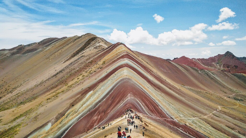 Day trip to Rainbow Mountain