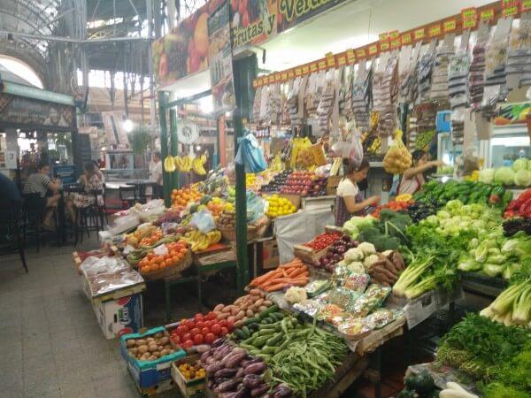 Sal Telmo market