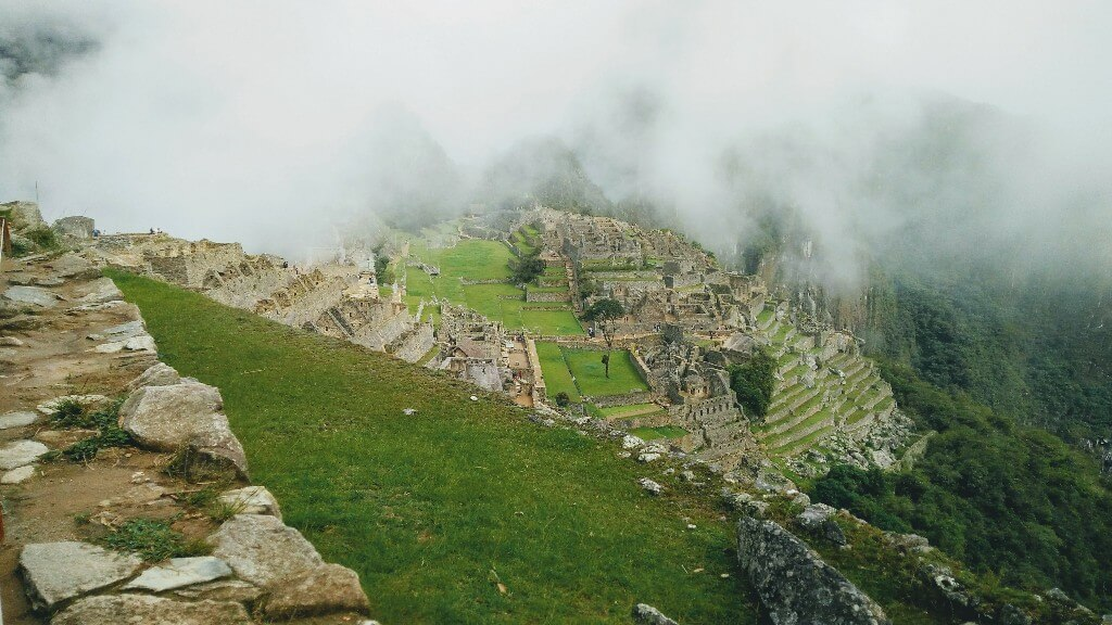Machu Picchu: Visiting the ancient city