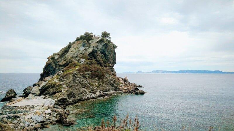 The Mamma Mia church, Chapel of Agios Ioannis