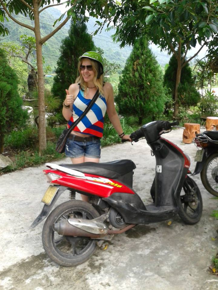 Solotrip in Cat Ba Island in Vietnam