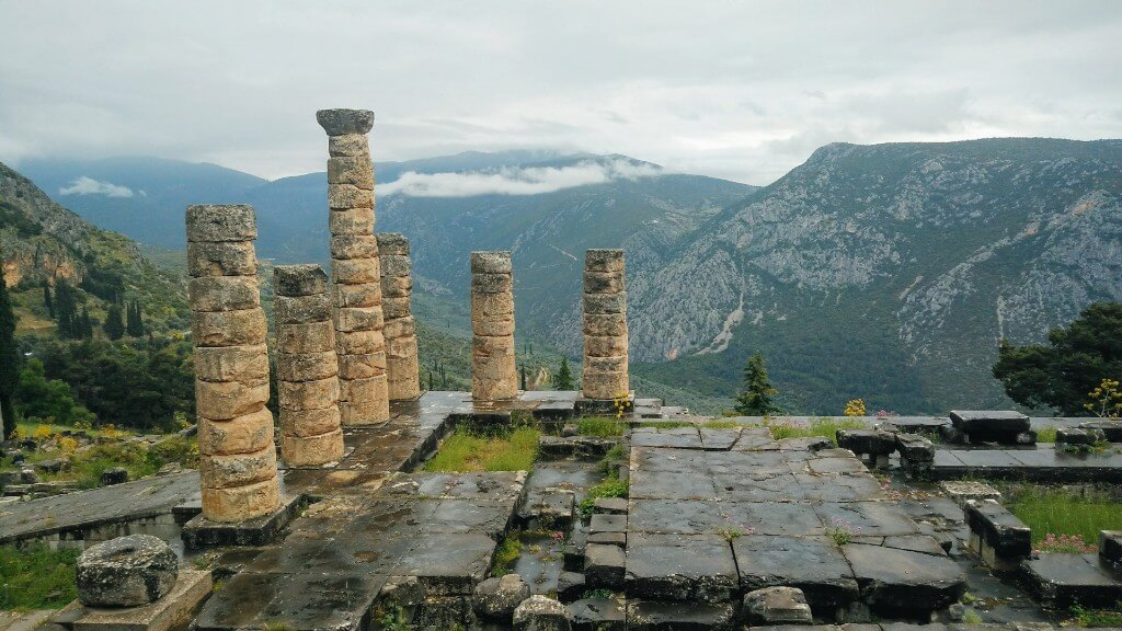 Delphi: Sanctuary of Apollo