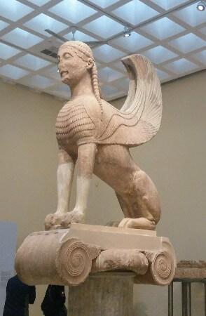Treasures found from Delphi
