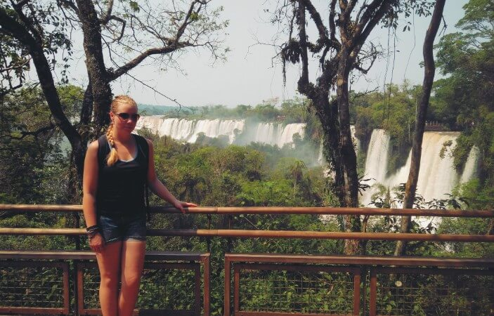 Travel bucket item: Iguazu Falls