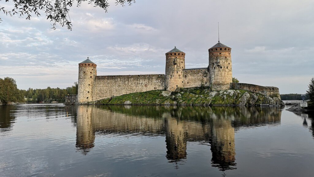 Olaf's Castle: Europe's northernmost medieval castle