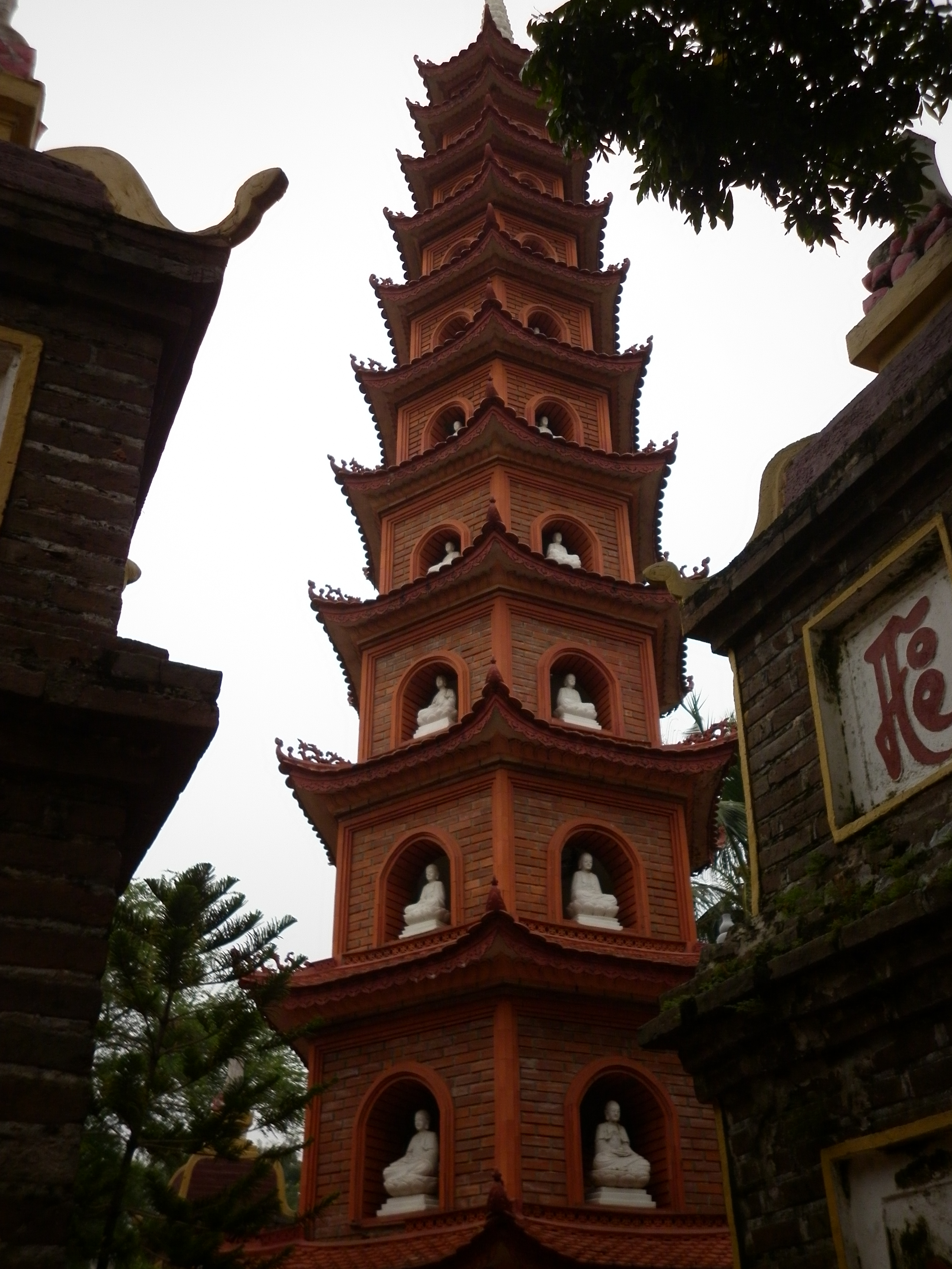 Tran Quoc Pagoda, the oldest pagoda in Hanoi