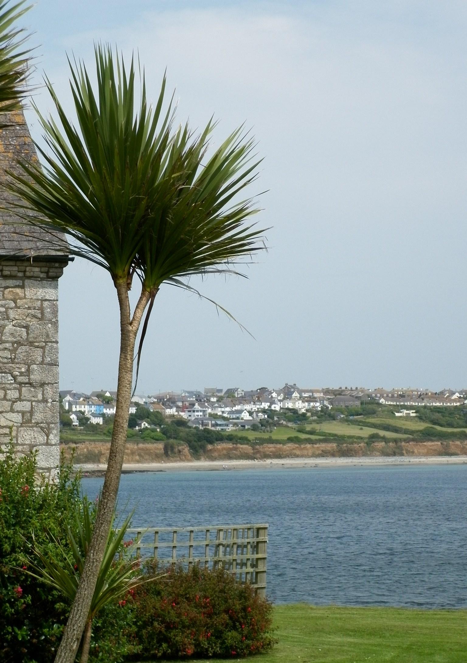 Views to the mainland