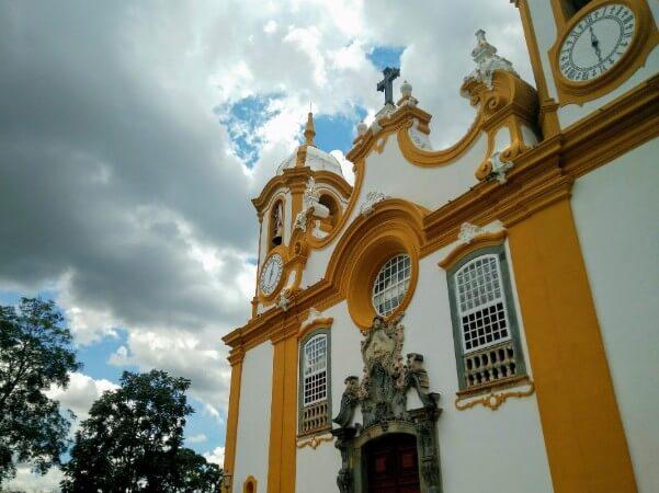 Igreja Matriz de Santo Antônio in Tiradentes