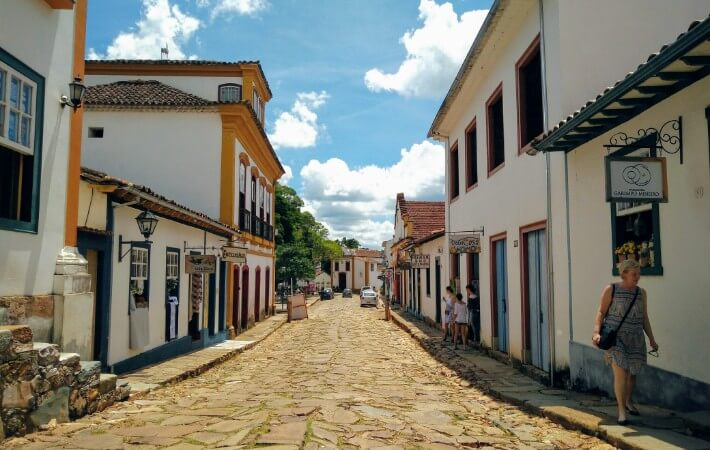 Shopping in Tiradentes