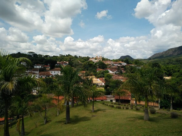 Sightseeing in Tiradentes