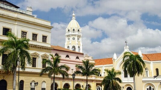 Historical centre of Panama