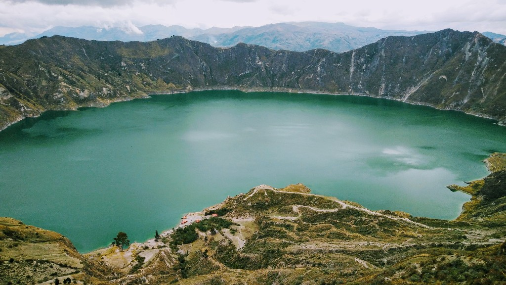 Day trip from Quito: Quilotoa Crater