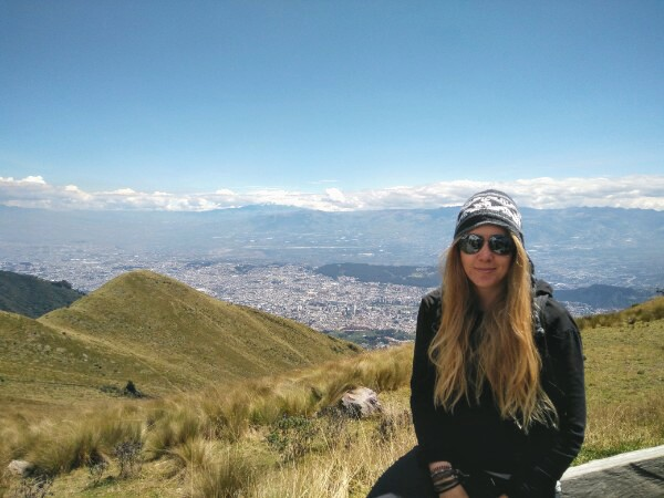 Views from Cruz Loma viewpoint